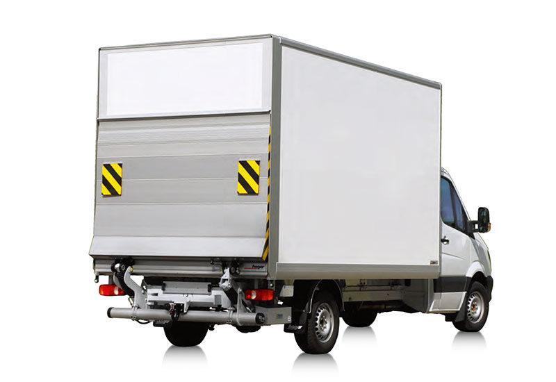 ISO Leichtkoffer Hager Fahrzeugbau