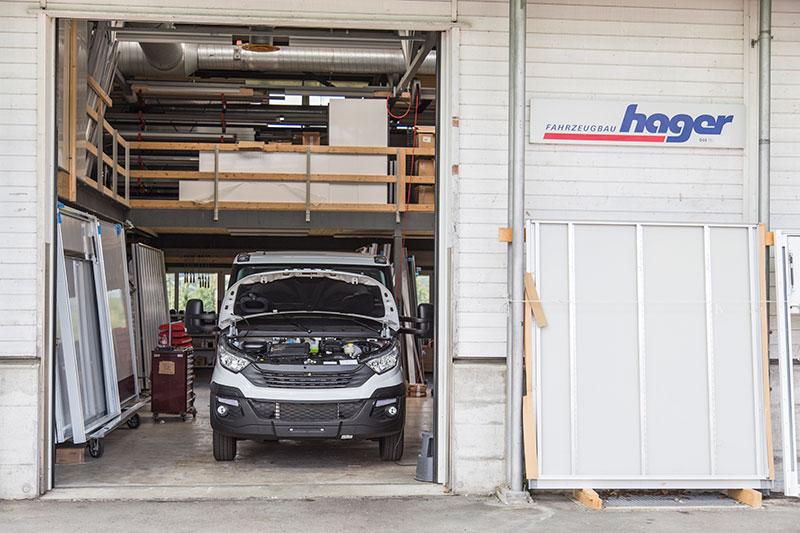 Fahrzeugbau Hager AG
