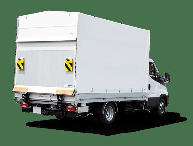 Kofferaufbau Hager Fahrzeugbau